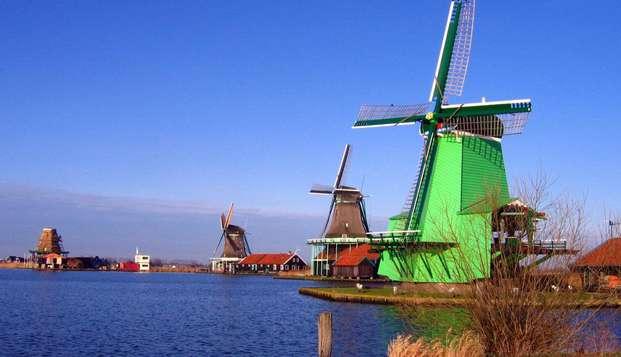 Genieten van comfort, luxe en een bezoek aan de Zaanse Schans