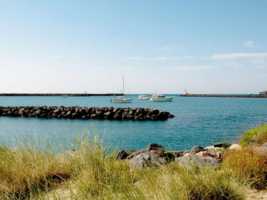 Séjour Languedoc-Roussillon - Prenez l'air en bord de mer et détendez-vous au Cap d'Adge  - 3*