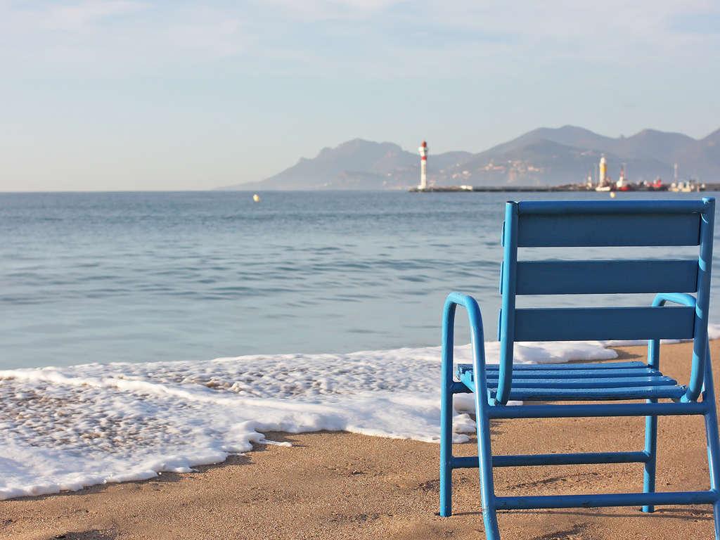 Séjour Cannes - Séjour familial avec traversée et déjeuner sur les îles de Lérins à Cannes  - 4*