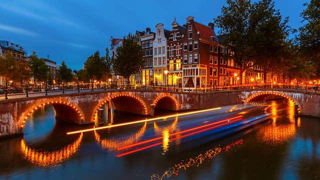 Ontdek het mooie Amsterdam