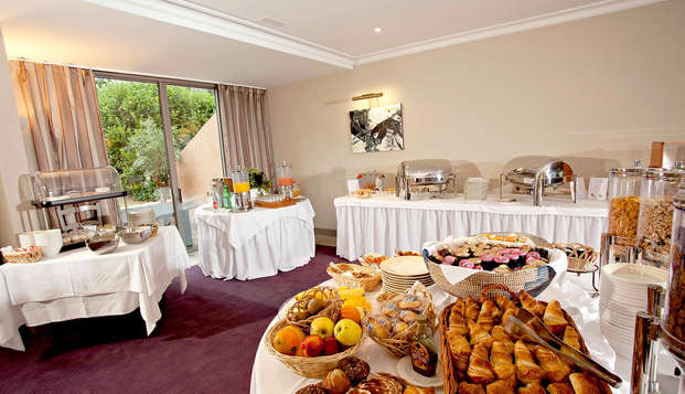 Najeti Golf Hotel de Valescure - buffet