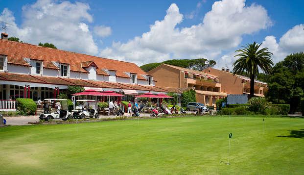 Najeti Golf Hotel de Valescure - Front