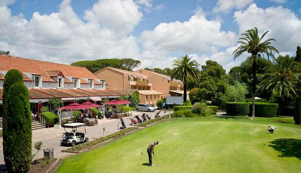 Najeti Golf Hotel de Valescure - golf