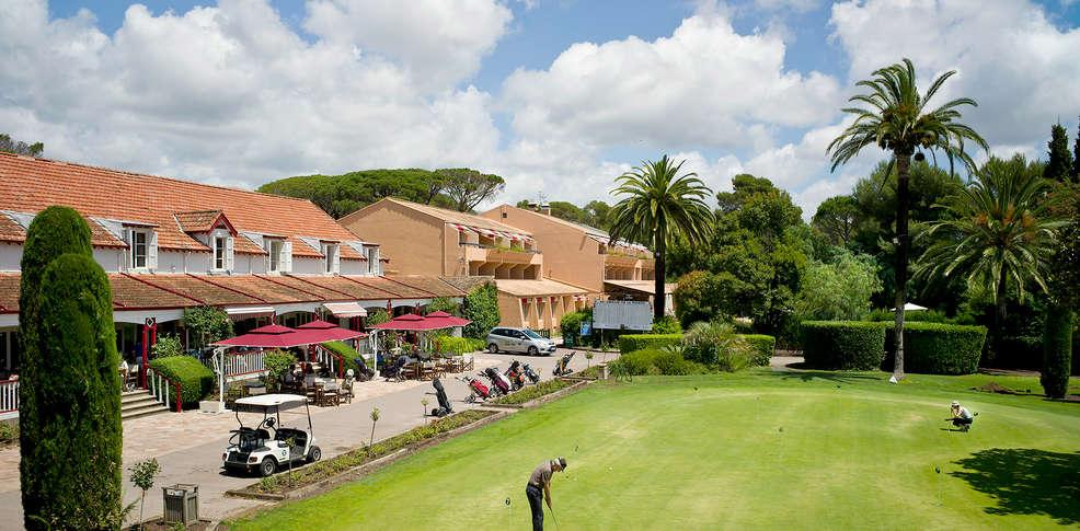 Najeti Golf H U00f4tel De Valescure 4