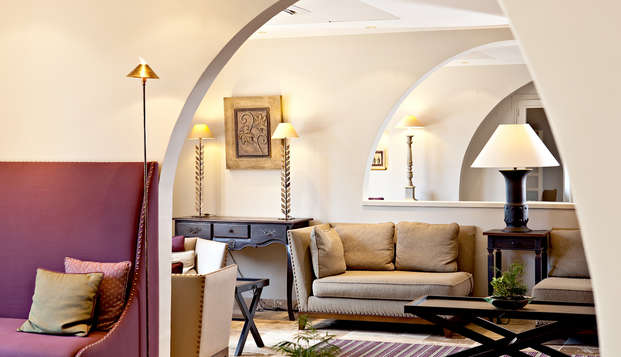 Najeti Golf Hotel de Valescure - Lounge