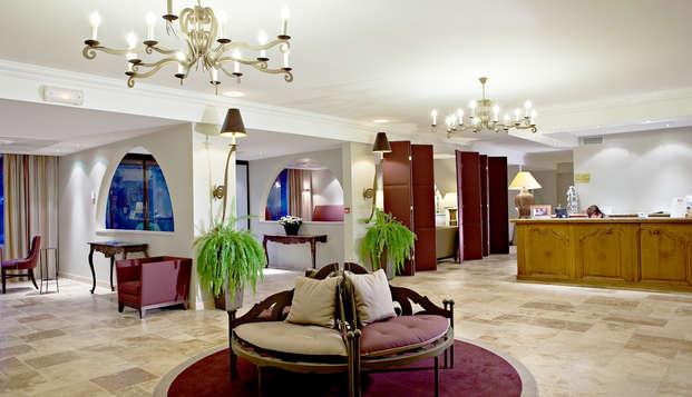 Najeti Golf Hotel de Valescure - Hall