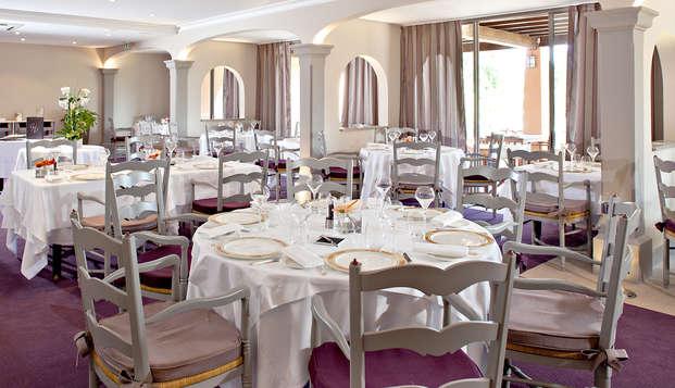 Najeti Golf Hotel de Valescure - Restaurant
