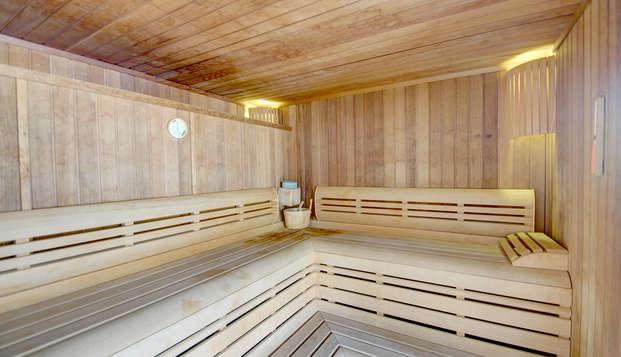 Najeti Golf Hotel de Valescure - Sauna
