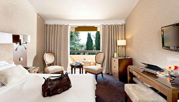 Najeti Golf Hotel de Valescure - Room