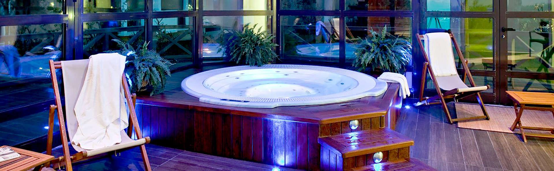 Séjour en chambre deluxe avec massage et accès spa entre Méditerrannée et massif de l'Ésterel