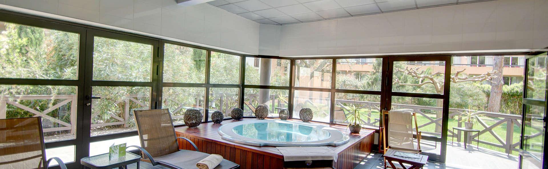 Pur moment de détente dans le Var avec accès au spa privé !