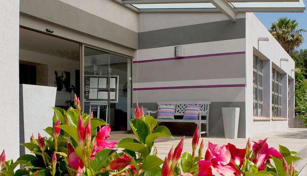 Golfe Hotel - entry