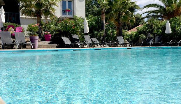 Week-end dans un hôtel de charme à Porto Vecchio