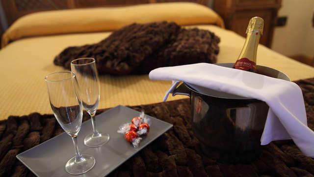 Escapada romántica con cena típica regional para dos incluida en Tembleque (desde 2 noches)