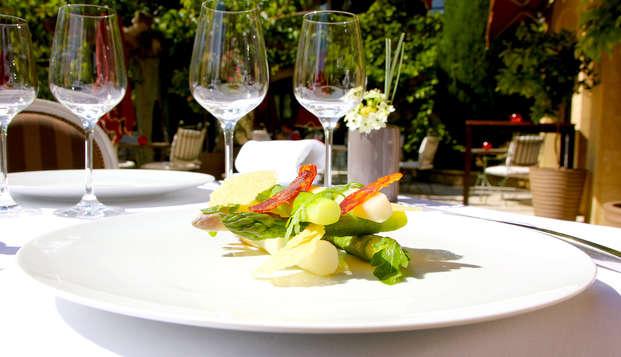 Week-end détente avec dîner gastronomique à Saint-Rémy-de-Provence