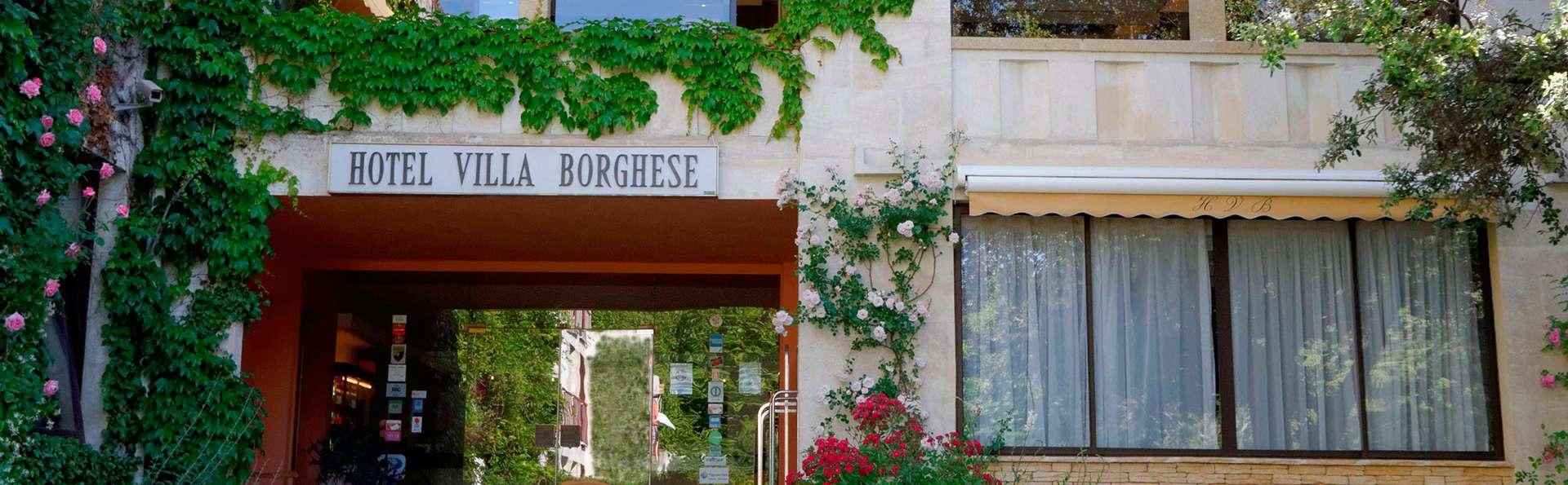 Villa Borghese, The Originals Relais (Relais du Silence) - edit_front23.jpg