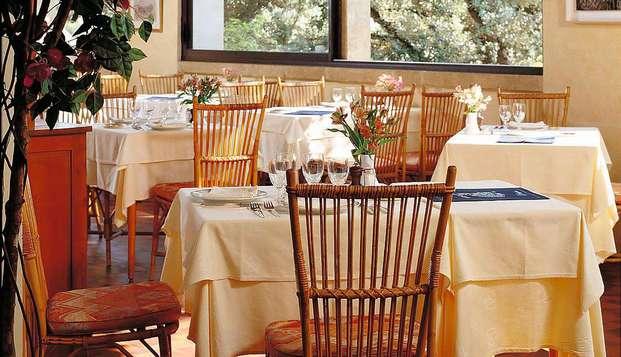 Gastronomía y bienestar a las puertas de Luberon