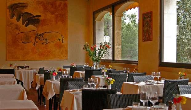 Disfruta de la gastronomía y el encanto de la Provenza en Gréoux-les-Bains