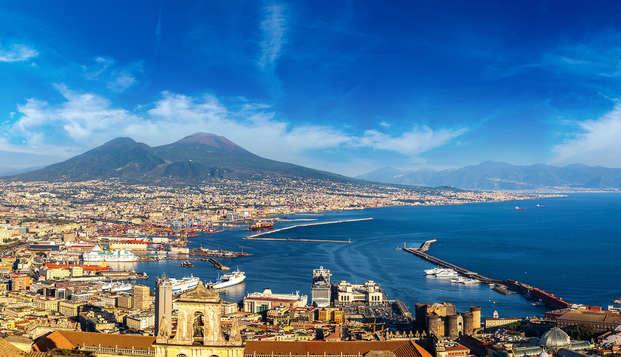 Au cœur de Naples dans un palais du XIXe siècle