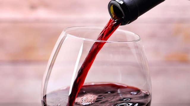 1 Bottiglia di vino bianco