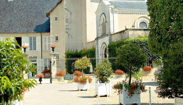 Chateau de Pizay - Entry