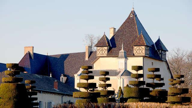 Séjour dans un château au cœur du Beaujolais