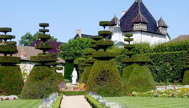 Chateau de Pizay - Garden