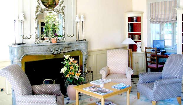 Chateau de Pizay - Lounge