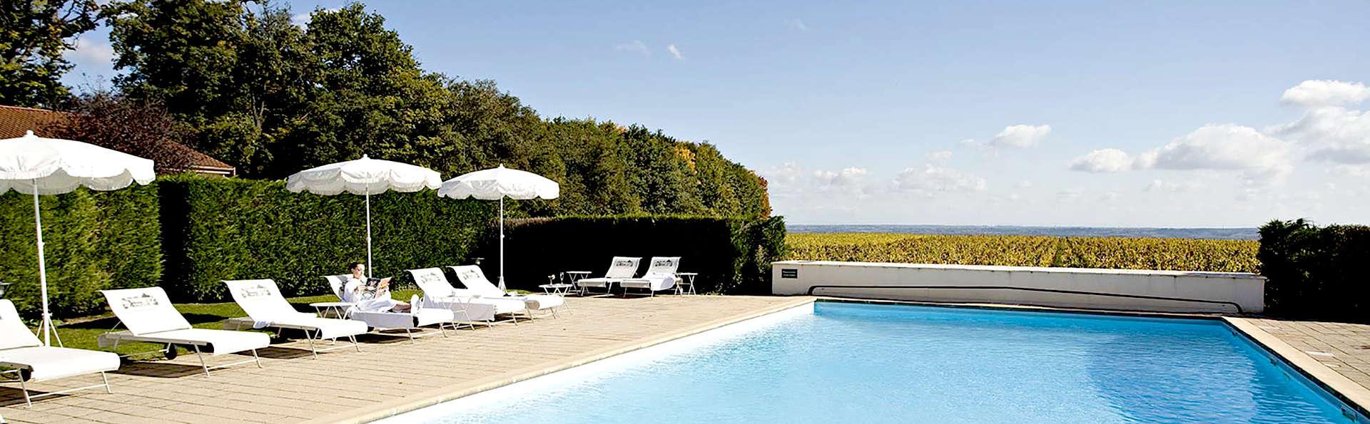 Week-end détente & SPA, en suite dans un château du Beaujolais