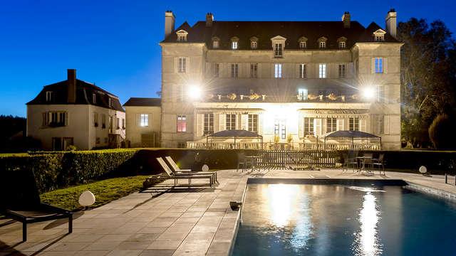Chateau de Saulon
