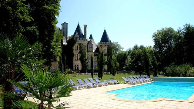 Dégustation de vins au cœur des châteaux de la Loire