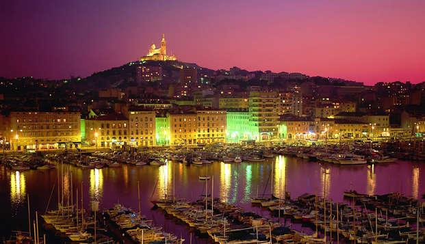 New Hotel Of Marseille - marseille ok