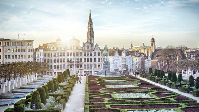 Echappée chocolatée à Bruxelles dans un hôtel Art nouveau (àpd 2 nuits)