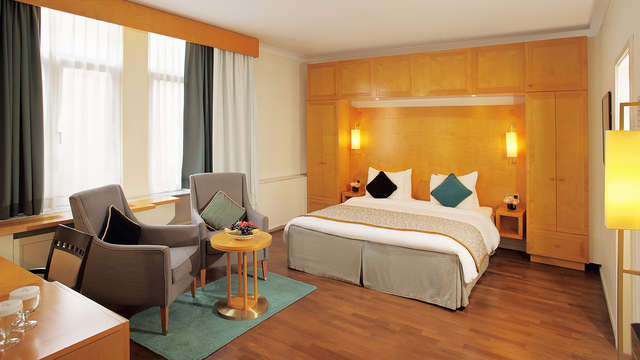 Crowne Plaza Brussels - Le Palace Bruxelles - room