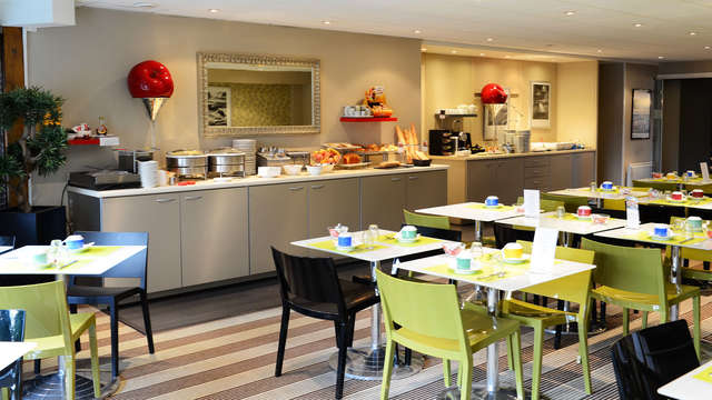 Mercure Cabourg Hotel Spa