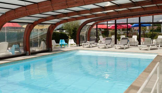 Séjour avec accès spa illimité à Cabourg (à partir de 2 nuits)