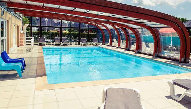 Week-end détente à Cabourg