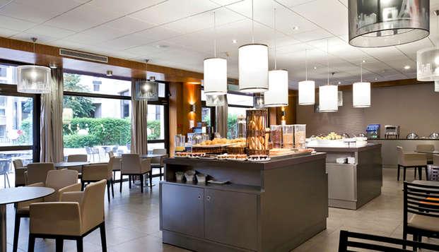 Timhotel Bd Berthier Paris XVII eme - Buffet petit dejeuner