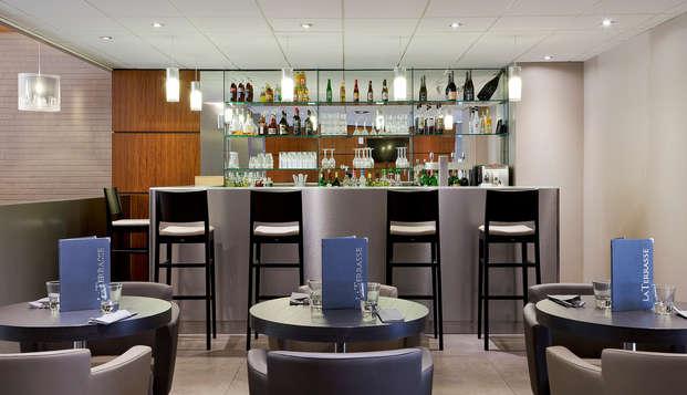 Timhotel Bd Berthier Paris XVII eme - Bar