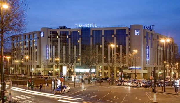 Timhotel Bd Berthier Paris XVII eme - Facade