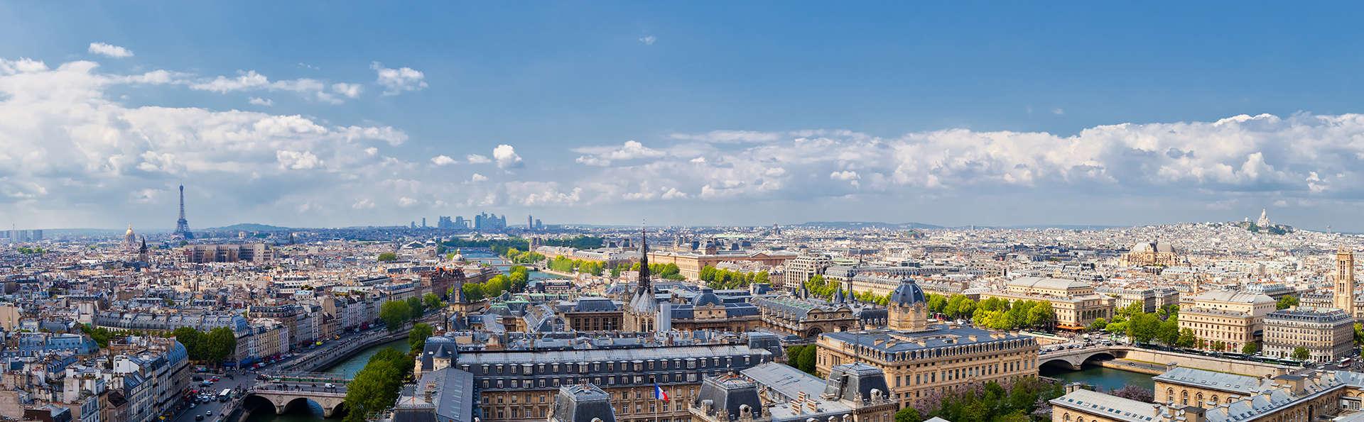 Escapada para dos a París