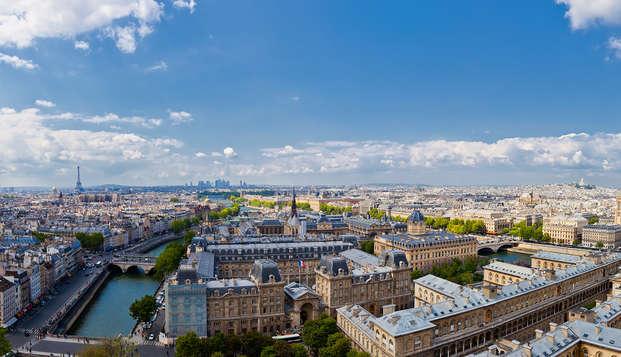 Week-end à deux pour découvrir Paris