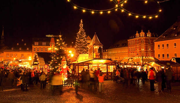 Una Navidad mágica en la encantadora ciudad de Coblenza