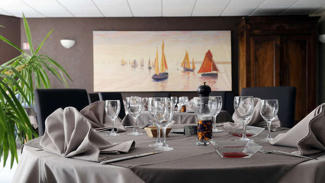 Welzijn op Ile de Ré, inclusief diner