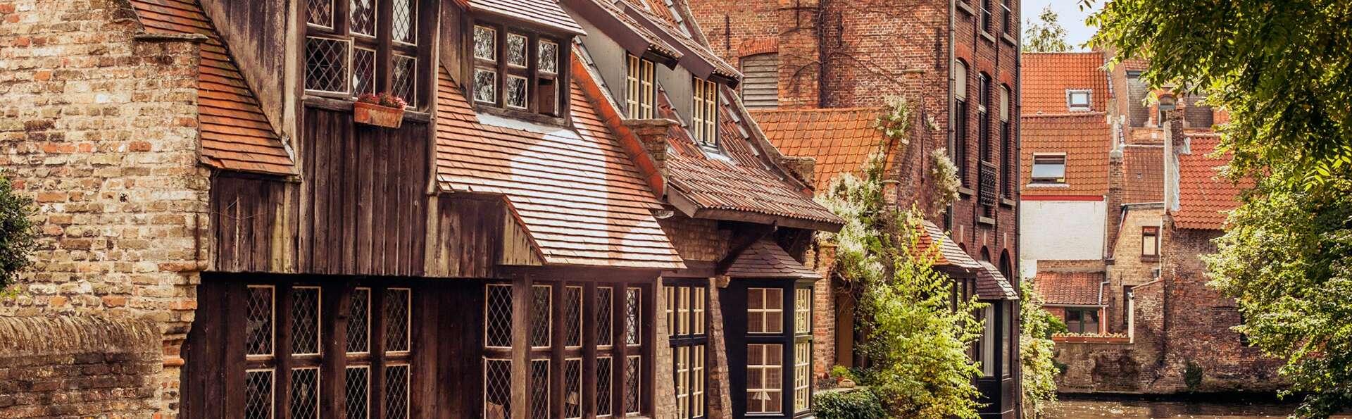 Week-end culturel avec visite de l'Historium de Bruges (à partir de 2 nuits)