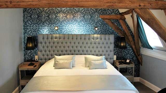 Passe la nuit à Bruges dans un ancien palais du XVIIème siècle