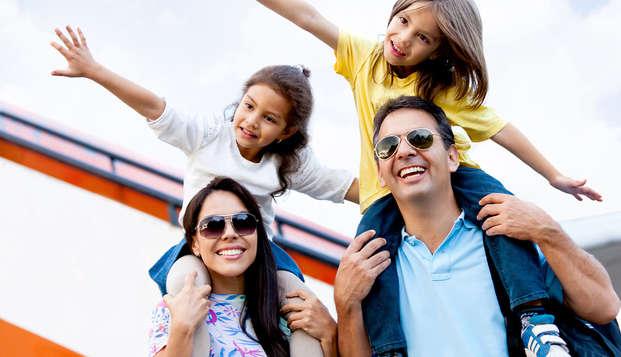 Vivez des vacances à Aix-la-Chapelle avec séjour gratuit pour les enfants (à partir de 2 nuits)