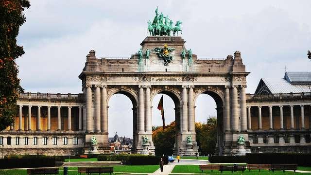 Ontdek de hoofdstad van Belgie en verblijf in een elegant hotel (v.a. 2 nachten)