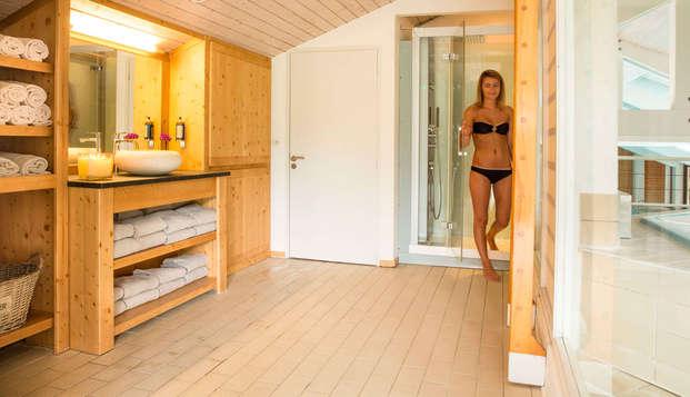 Hotel Beauregard - sauna