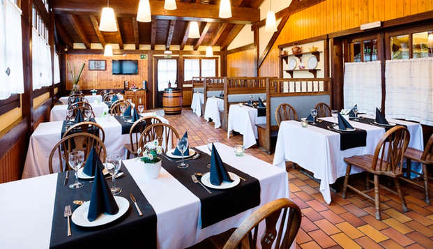 Week-end romantique avec dîner à Andorre